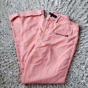 Guess Pink Cuffed Pants